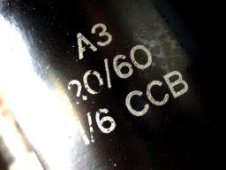 A3 20/60 1/6 CCB